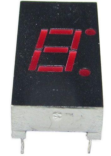 MAN72A zobrazovač 8., červený