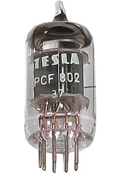 Elektronka PCF802