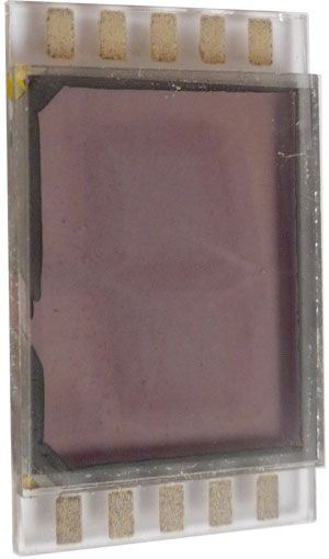 Displej DT401 - průhledný, bez reflexní vrstvy