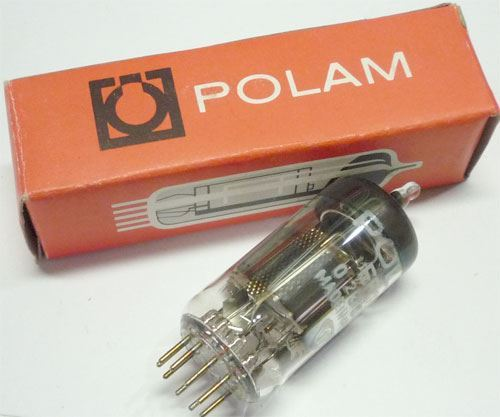 Elektronka EF183 POLAM