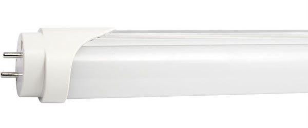 Zářivka LED T8 60cm 230VAC/9W, teplá bílá, zapojení A