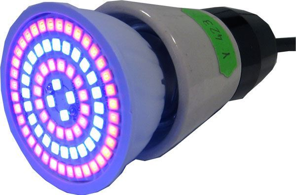 Žárovka LED GROW E27 pro pěstování rostlin, 230V/5W