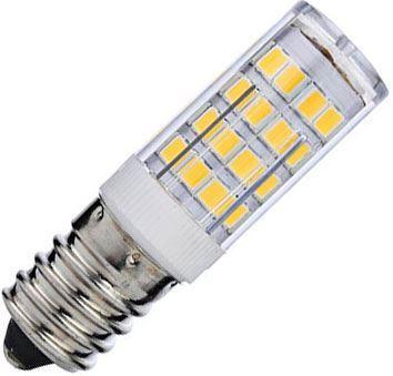 Žárovka LED E14 corn, 51xSMD2835, 230V/3,5W, bílá