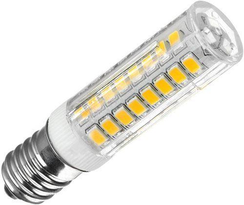 Žárovka LED E14 corn, 75xSMD2835, 230V/4,5W, bílá