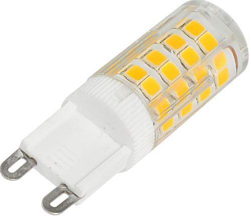 Žárovka LED G9, 51x SMD2835, 230VAC/3,5W, bílá