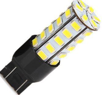 Žárovka LED T20(7443) 12V/5,5W bílá, (brzd/obrys) 27xSMD5730