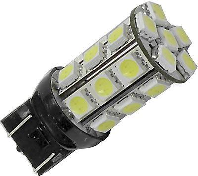 Žárovka LED T20(7440) 12V/4W bílá, 24xSMD5050