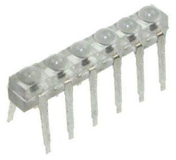 KPX86 - fototranzistor 6x