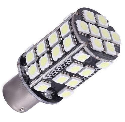 Žárovka LED BaY15D 10-30V/6W bílá, CANBUS
