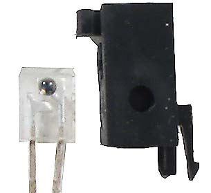 OP2522 infrapřijímač s krytem (z videa Avex)