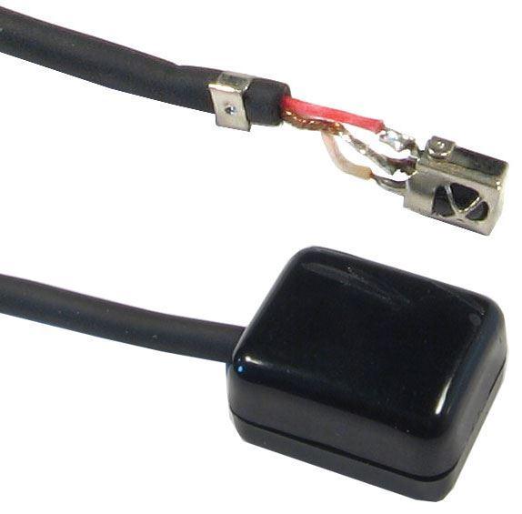 CHQ1838 - infrapřijímač s tvarovačem v krytu /HX1838, VS1838/