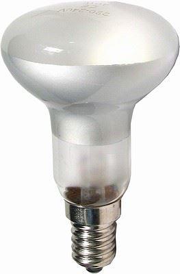 Žárovka reflektorová R50 230V/40W E14,matná