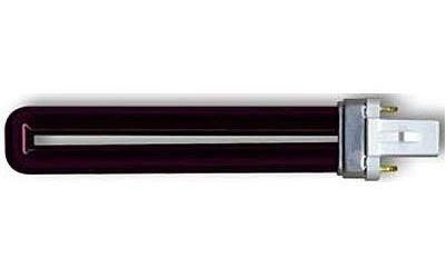 Zářivka PL-S 230V/9W ultrafialová (UV),patice G23