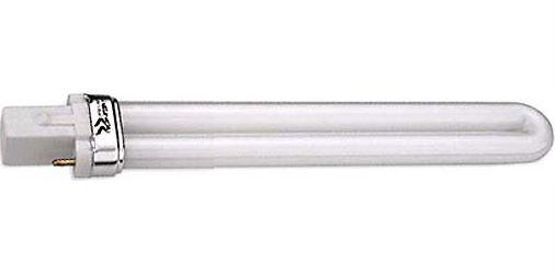 Zářivka PL-S 230V/9W,patice G23, bílá telá 2700K