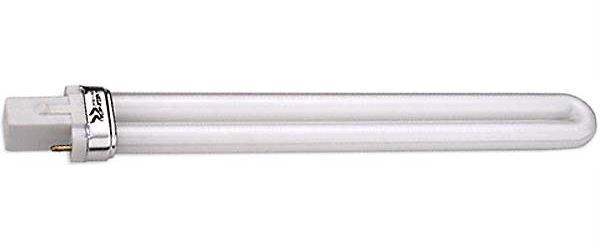 Zářivka PL-S 230V/11W,patice G23,  bílá teplá 2700K