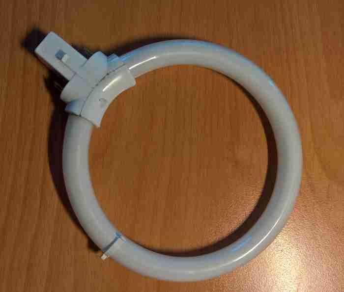 Zářivka kruhová T4 230V/11W, patice G23