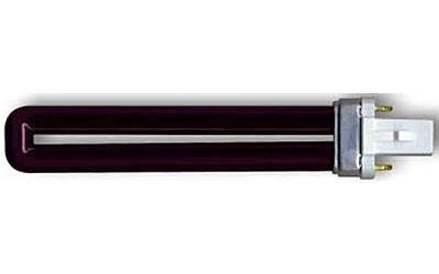 Zářivka PL-S 230V/11W ultrafialová (UV),patice G23