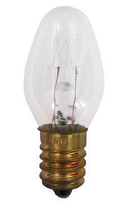 Žárovka E14 svíčková 230V/10W