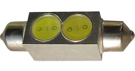 Žárovka LED SV8,5-8 sufit 39mm 12V/2W bílá