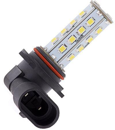 Žárovka LED HB4 (9006) 12V/6W, bílá, 27xSMD5730