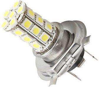 Žárovka LED H4 12V/5W, bílá, 27xSMD5050
