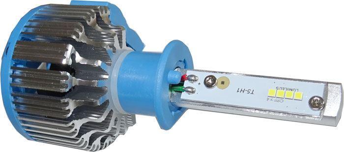 Žárovka LED H1 8-48V/35W, 6000K, 3000Lm
