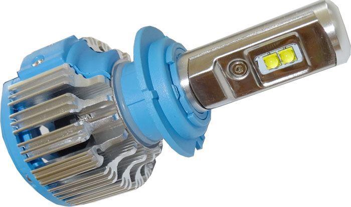 Žárovka LED H7 8-48V/35W, 6000K, 3000Lm