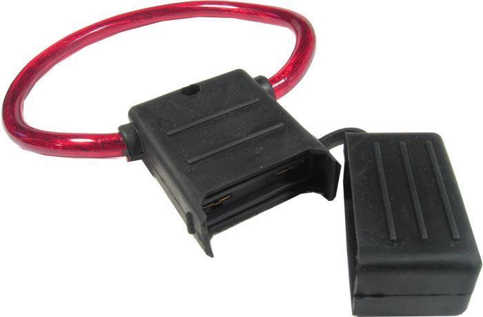Pojistkové pouzdro pro autopojistku maxi - 29x22mm s krytkou