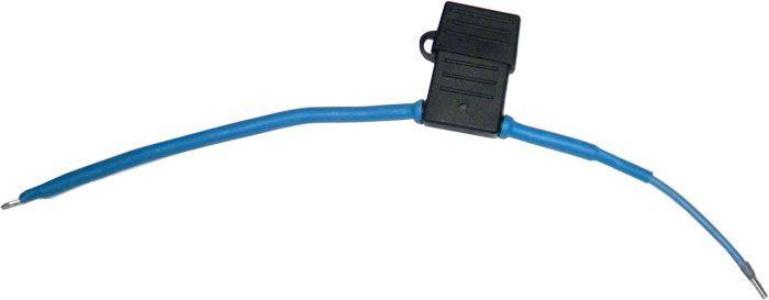 Pojistkové pouzdro pro autopojistku 29x22mm s krytkou, těsné kontakty