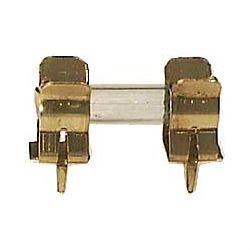 Pojistkový držák do DPS pro pojistku 5x20mm, rozteč vývodů 7mm