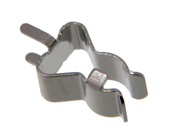 Pojistkový držák do DPS pro pojistky 5x20mm, rozteč vývodů 5mm