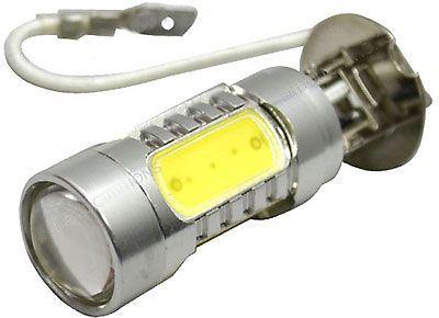 Žárovka LED H3 12V/9W, bílá, 4x LED1,5W +1x3W