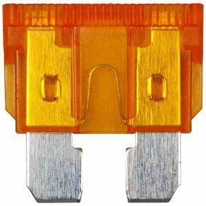 Autopojistka 5A 19x12mm