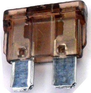 Autopojistka 7,5A 19x12mm