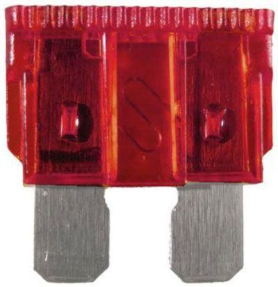 Autopojistka 10A 19x12mm