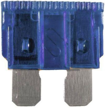 Autopojistka 15A 19x12mm