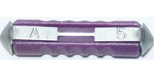 Autopojistka trubičková 26mm 5A