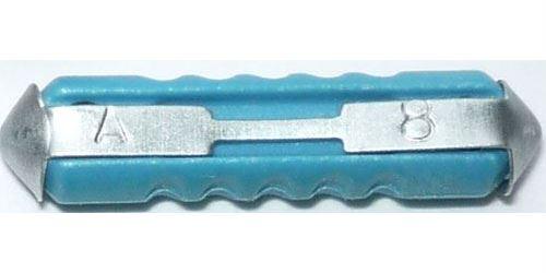 Autopojistka trubičková 26mm 8A