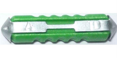 Autopojistka trubičková 26mm 10A