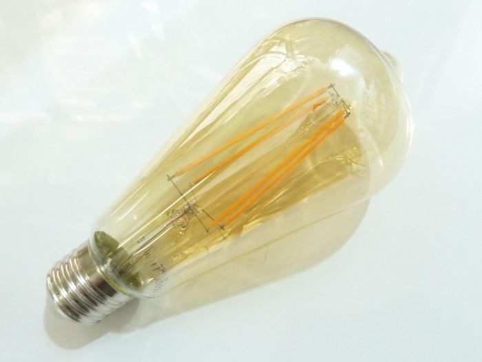 Žárovka LED E27 EDF4W FILAMENT oválná