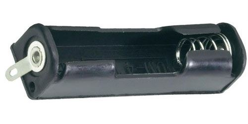 Držák baterie 1xR03/AAA/UM4 s pájecími očky