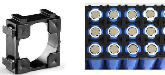 Držák baterie z článků 18650 - modul pro 1 článek
