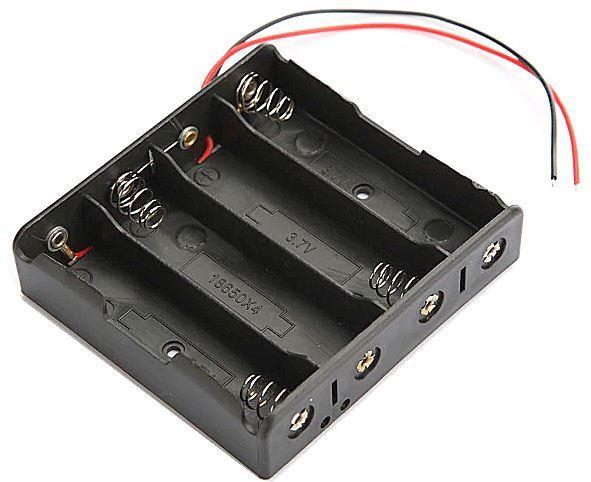 Držák baterie 4x 18650