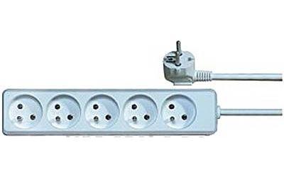 Prodlužovací přívod 10m-5x10A,3x1mm2