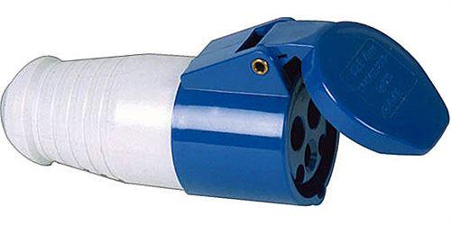 Zásuvka 230V/16A 3kolík