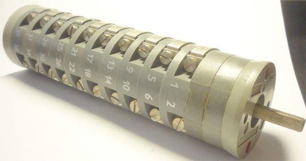 Vačkový spínač VS10 2210 J4, 10A/380V~, 4 polohy 90° bez dorazu