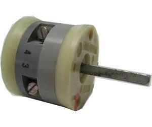 Vačkový spínač VS10 1102 A4, 10A/380V~, 2 polohy 90°