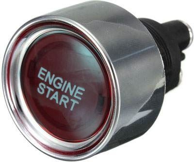 Tlačítko OFF-(ON) 1pol. 12V/50A ENGINE START