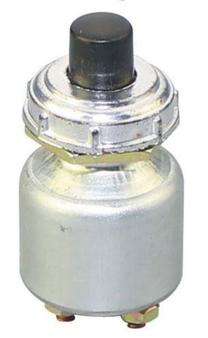 Tlačítko ASW-B04, OFF-(ON) 1pol. 12V/10A ENGINE START