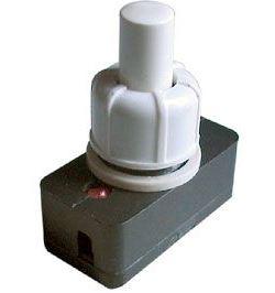 Vypínač stiskací ON-OFF 250V/2A